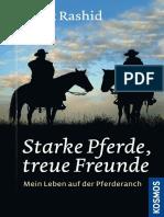 Rashid, Mark - Starke Pferde, treue Freunde - Mein Leben auf der Pferderanch.epub