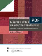 1 Cuadernos del IICE, El campo de la práctica en la formación docente.pdf