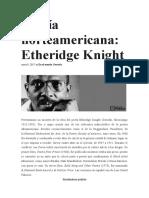 Etheridge Knight
