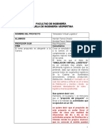 PAUTA REVISIÓN DE ANTE PROYECTOS TORRES-PAVEZ