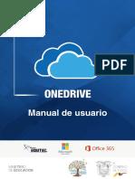 Manual de Usuario OneDrive