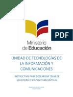 Manual_Instalación de Teams para computador y celular.pdf