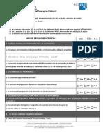 PARECER ANÁLISE PRÉVIA FAZCULTURA_2019_(PRESERVAÇÃO DE ACERVO E DEMOCRATIZAÇÃO DE ACESSO - MUSEU de KARD)_Nº 5045