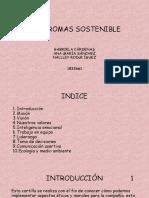 decoaromas sostenible