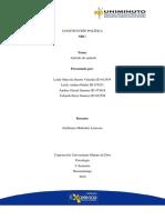 ARTICULO CONSTITUCION POLITICA
