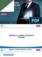 Spss Bas Sesion 2 Presentacion