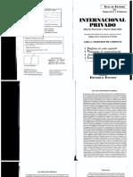 (2015) Guia de Estudio - Derecho Internacional Privado - Actualizada Con El Nuevo CCyC