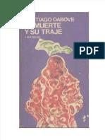 Santiago Dabove - La muerte y su traje (1961, póstumo)