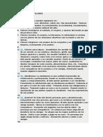 CLASIFICACION DE LOS VALORES