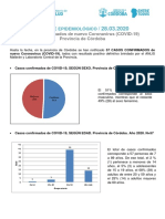 28.03.2020 Informe Epidemiológico Casos Confirmados