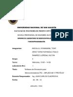 Informe Lab 2 (UControladores) - MPLAB y PROTEUS