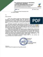 Surat Evaluasi Skdr