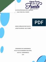 proyecto agua- gestion tecnologica.doc