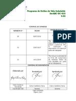 DC-015 Programa Estilos de Vida Saludable v.02