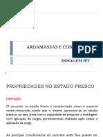 AULA 10 - ESTADO FRESCO DO CONCRETO