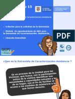 Chequéalo No 15 Entrevista de Caracterización-Asistencia - Criterios para el agendamieto 2020.pdf