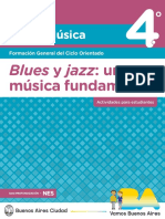 Fg Co Arte 4 Musica Blues y Jazz Estudiante