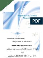 SUPPORTPRESENTATIONMODIFICATIONS2014-1
