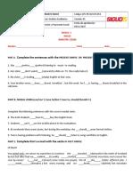 MOCK BASICO 1- 2020   PRIMER BIMESTRE. GRUPO 11