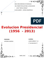 Presidentes de Venezuela