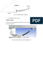 ANALYSIS OF STATIC CHARACTERISTICS OF COMPOSITE LEAF SPRING USING CAE TOOLS