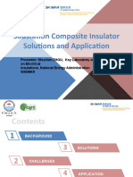 Substation Composite Insulator Solutions and Application.ppt