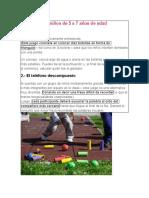 6 juegos para niños de 5 a 7 años de edad