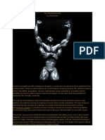 Inside The World of Professional Bodybuilding-The Steroid Interviews