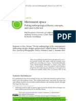 Movement space