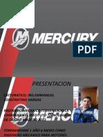 Presentación Mercury Mariner