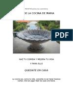 1ªPARTE.RECETAS QUEDATE EN CASA