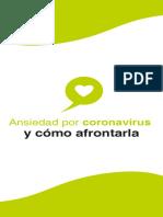 Ansiedad Coronavirus Presentacion