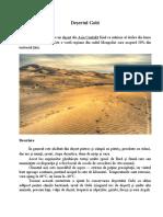 Deșertul Gobi