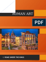 Week 7 ROMAN ART