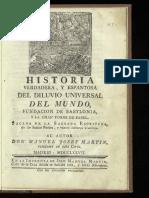 1777_Historia_verdadera_Diluvio_universal