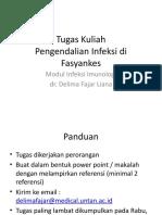 dr. Delima - Tugas Kuliah Pengendalian infeksi.pptx