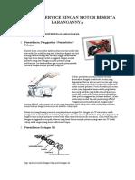 PROSEDUR SERVICE RINGAN MOTOR.docx