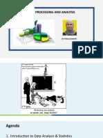 DATA PROCESSING, ANALYSING AND INTERPRETATION ipmi