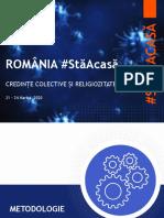 Ires_România Stă Acasă_Sondaj Național_partea a III A_Credințe colective si Religiozitate_29 Martie 2020