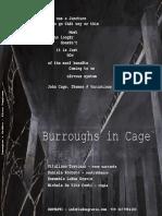 burroughs de cage