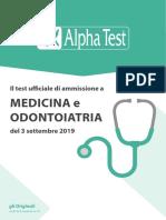 Test Medicina-Odontoiatria 2019.pdf