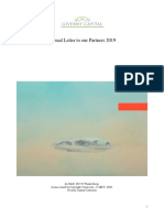 Giverny Capital Annual Letter 2019