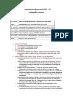 Orientações para Docentes UNASP - EC - Operação Corona