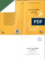 BORZONE DE MANRIQUE Ana Maria - Lee y escribir a los 5.pdf