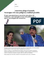 NICARAGUA Y OTROS BICHOS.