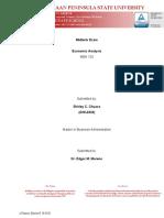 Shirley Chuaco Midterm Exam Econ Analysis.doc