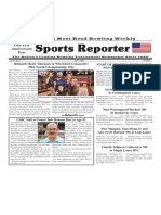 April 2, 2020  Sports Reporter