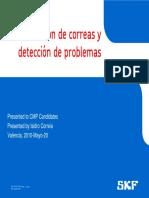 10.2 Instalacion de correas detección problemas