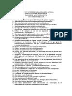 Taller de Bioquimica N° 2 Los Carbohidratos (2)