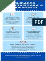 5 cuidados essenciais para a saude mental